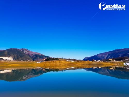 Ramsko jezero, plavetnilo