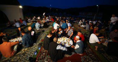 Iftar u Bužimu