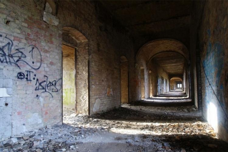 Beelitz-Heilstatten Bolnica Adolfa Hitlera