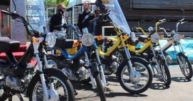 Cromex moped Prijedor