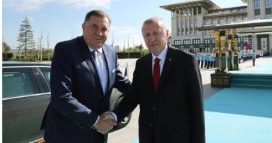 Dodik Erdogan Turska
