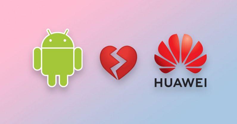 Huawei i google