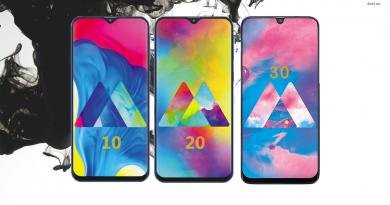 Samsung M10, M20 i M30