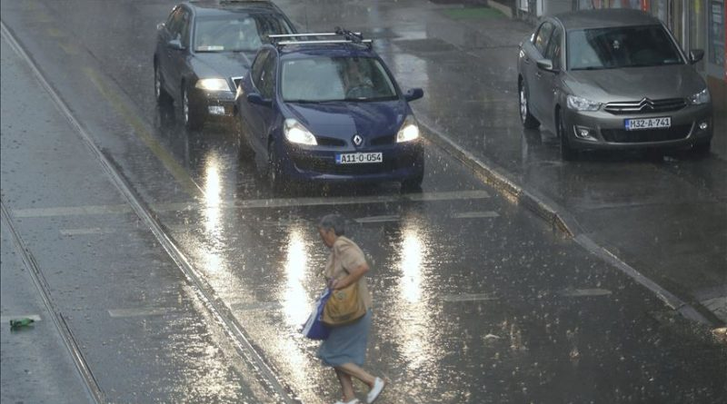 BIHAMK kiša
