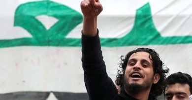 golman sehid sirija