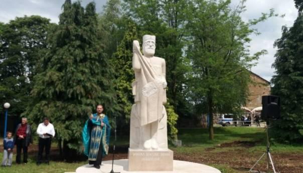 Spoemnik Draži mihailoviću