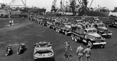 Droga u Drugom svjetskom ratu