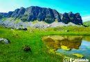 Vrh Kuk (1817mnv), i planina Lebršnik