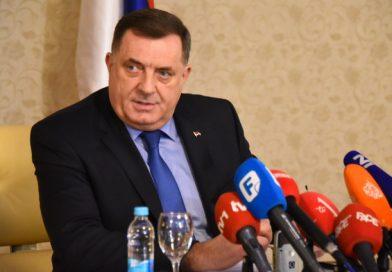 Dodik: Neću prihvatiti ucjene Izetbegovića i Komšića da se ide u NATO