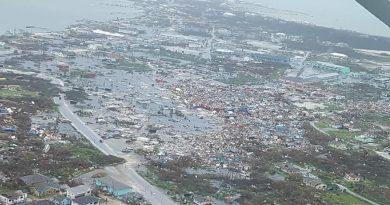 Bahami uragan Dorian