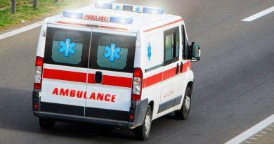 Saobraćajna nesreća Hitna pomoc