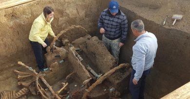 Senzacionalno otkriće: Pronađena rimska kola s konjima