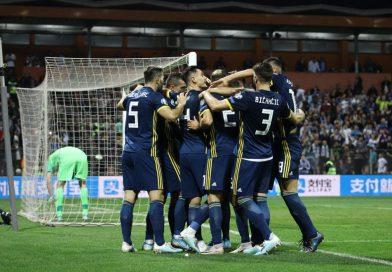 UEFA ažurirala listu učesnika: BiH dobila nove moguće protivnike u baražu