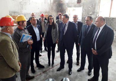 DODIK I VULIN U DRVARU Do kraja godine posao za 100 radnika, obećano 200.000 KM za vrtić