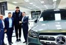 """Potpisao ugovor sa """"Mercedesom"""": Pogledajte kakvu je zvijer u garaži dobio Jusuf Nurkić"""