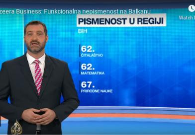 VIDEO:Funkcionalna nepismenost na Balkanu