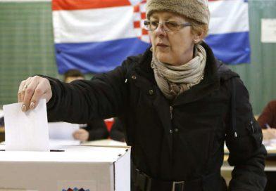 U BiH 44 biračka mjesta za predsjedničke izbore u Hrvatskoj