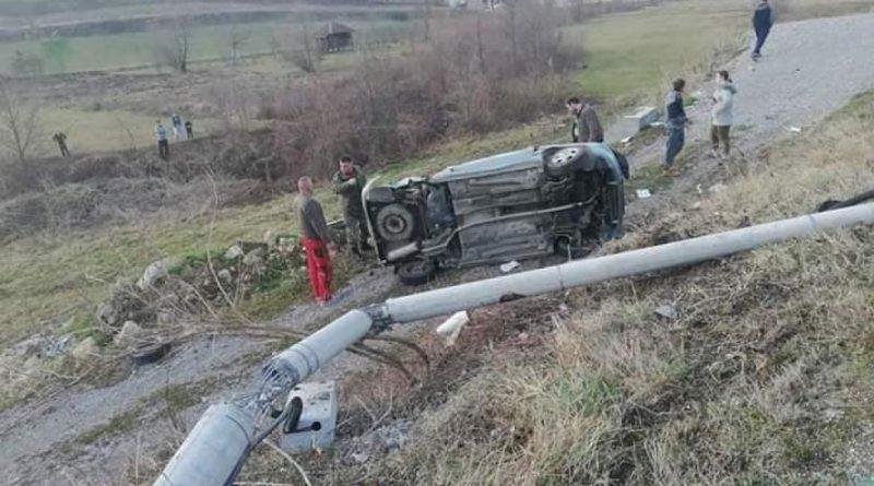 Saobraćajna nesreća Gata