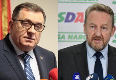 SDA: Kriza će nestati kad Dodik nestane sa političke scene