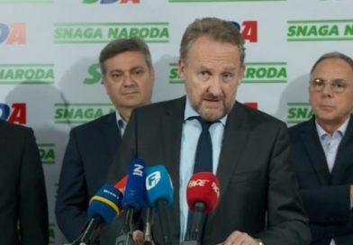 SDA: Ne prihvatamo ultimatum Milorada Dodika i Dragana Čovića