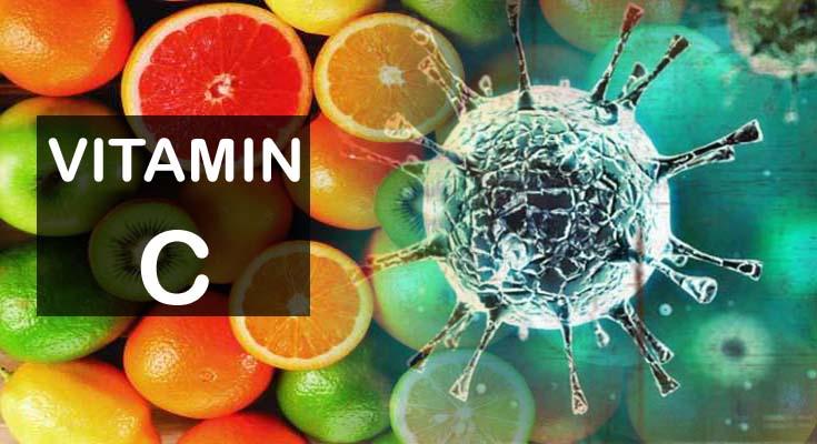 Vitamin C korona virus