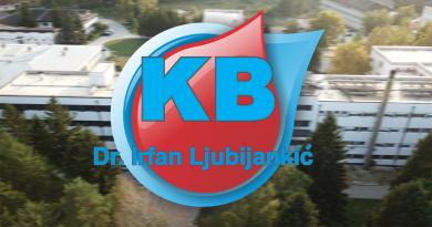 """KB Kantonalna bolnica """"Dr. Irfan Ljubijankić"""""""