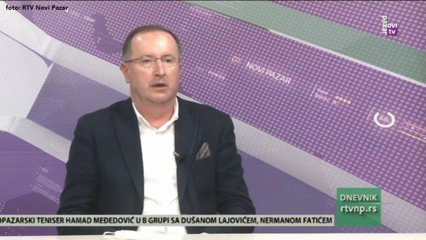 Mahmutović Novi pazar korona