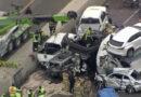 U lančanom sudaru u Teksasu učestvovalo više od 100 vozila, poginulo najmanje pet ljudi